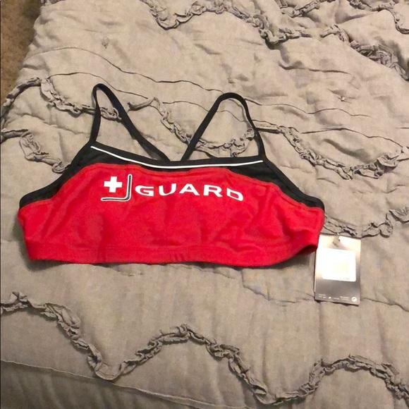c7bda12fa0df Nike lifeguard bikini top- BRAND NEW!